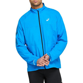 asics Icon Chaqueta Hombre, directoire blue/performance black